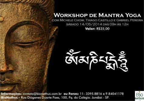 Mantra Yoga.