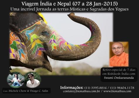 Viagem India e Nepal Janeiro 2015