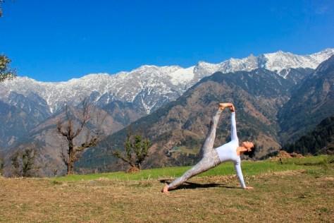 yoga jundaí himalaya michele