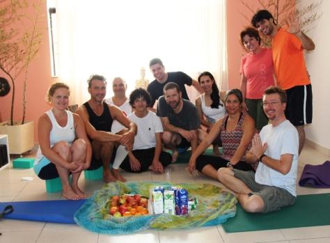 Yoga Jundiai BioNathus Aulão06.10.2012