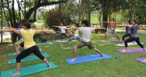 Yoga Jundiai BioNathus Virabhadrasana