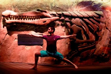 yoga jundiai dinossauro