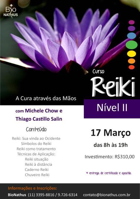 Reiki 2 março 2018